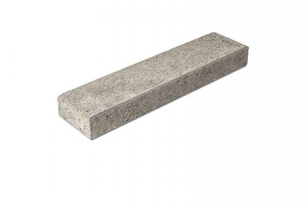 Betonilaatta 150x600x65 harmaa, sileä puoli