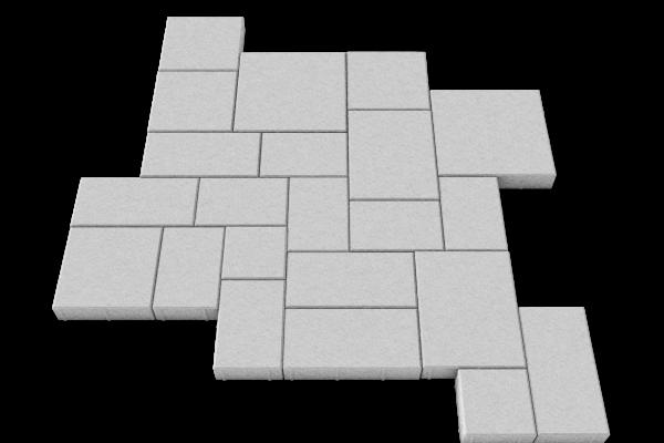 Roomalaiset kivet ladontakuva