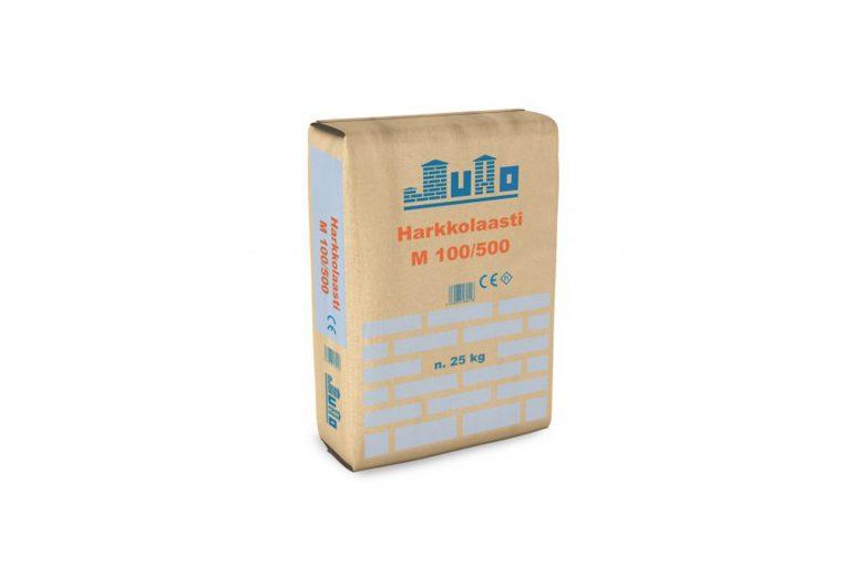 Harkkolaasti M100/500 25kg