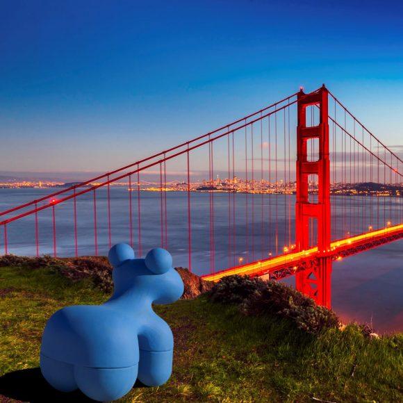 HB-Pony maailmalla, silta