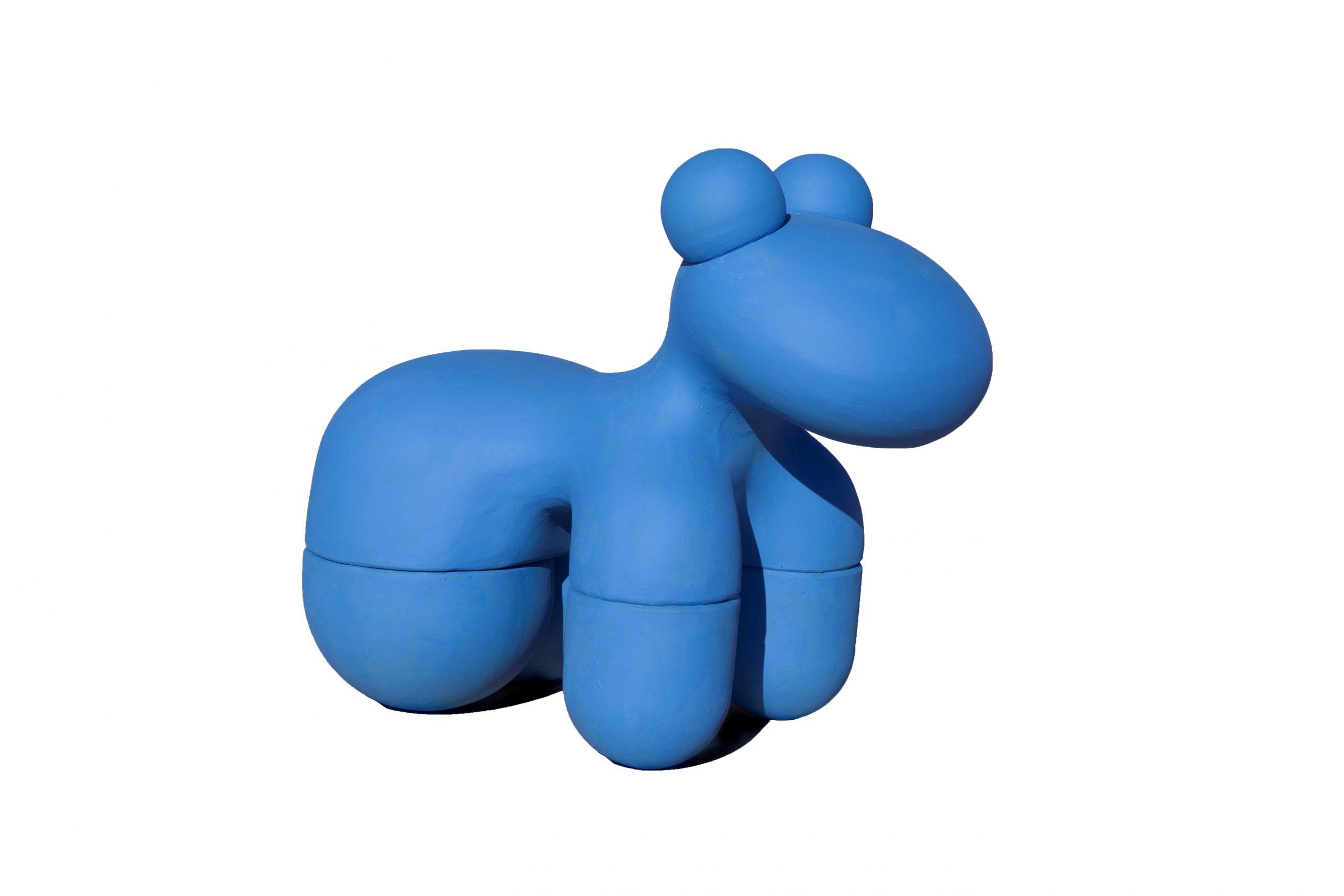 HB-Pony sininen