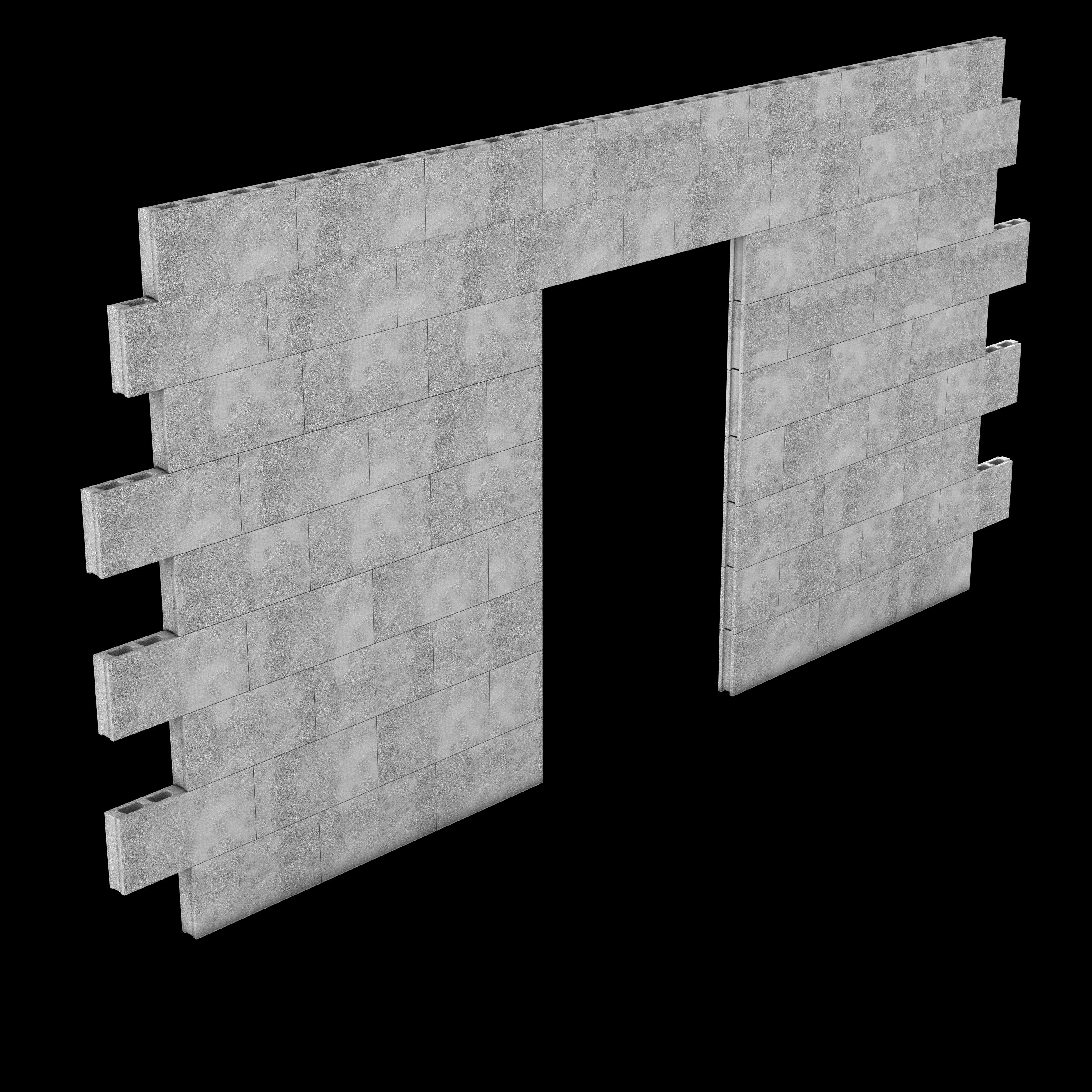 HB-Priima88 seinämä ja ylityspalkki