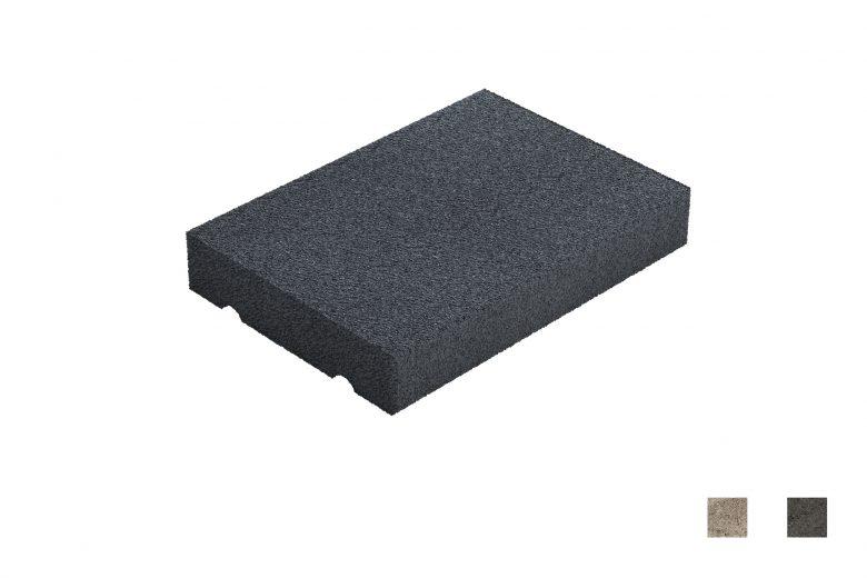 Muurikivi Kansikivi carbon black värimallit