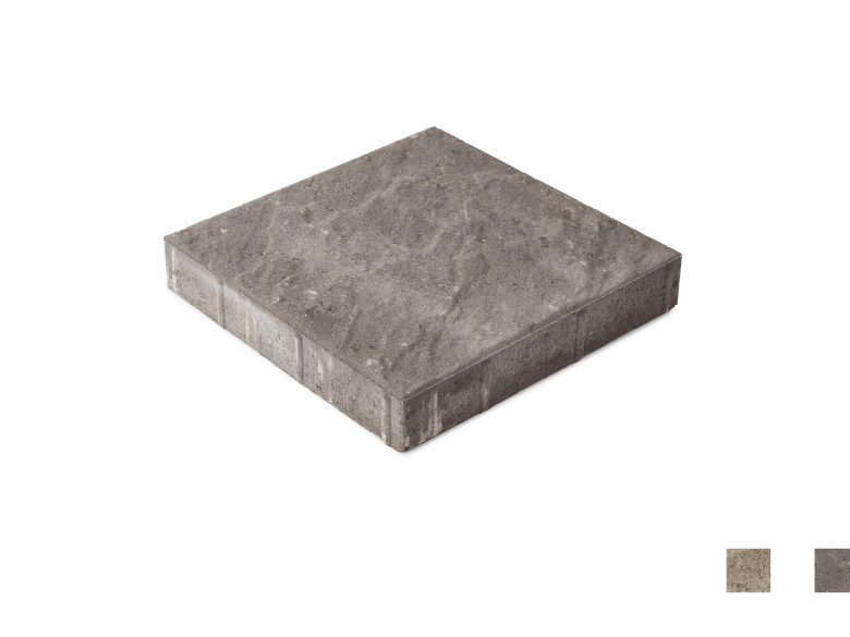 Pintaprofiloitu betonilaatta 298 musta värimallit