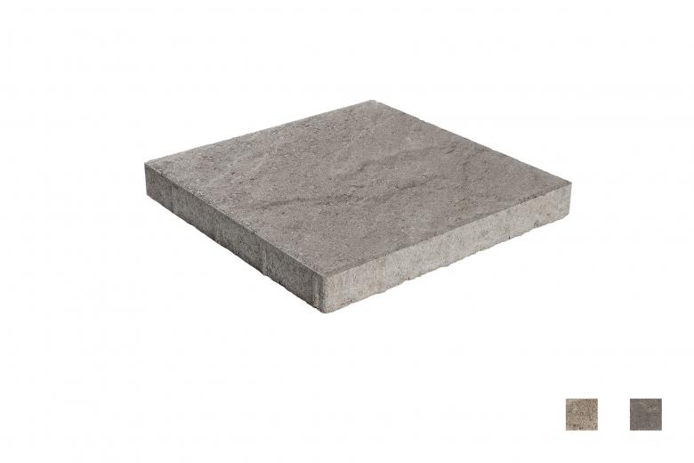 Pintaprofiloitu betonilaatta 398 musta värimallit